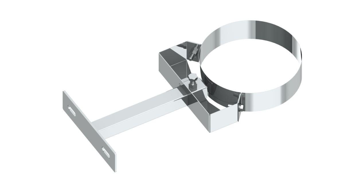Base di fascetta non regolabile, 150-250mm
