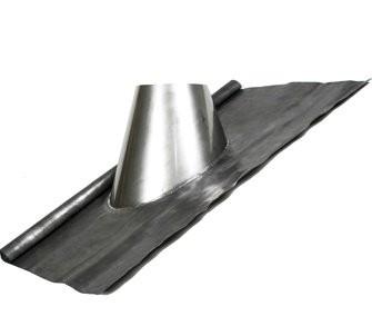 Faldale con collare di pendenza 30-45°