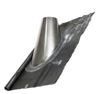 Faldale con pendenza 45 - 60º e collare