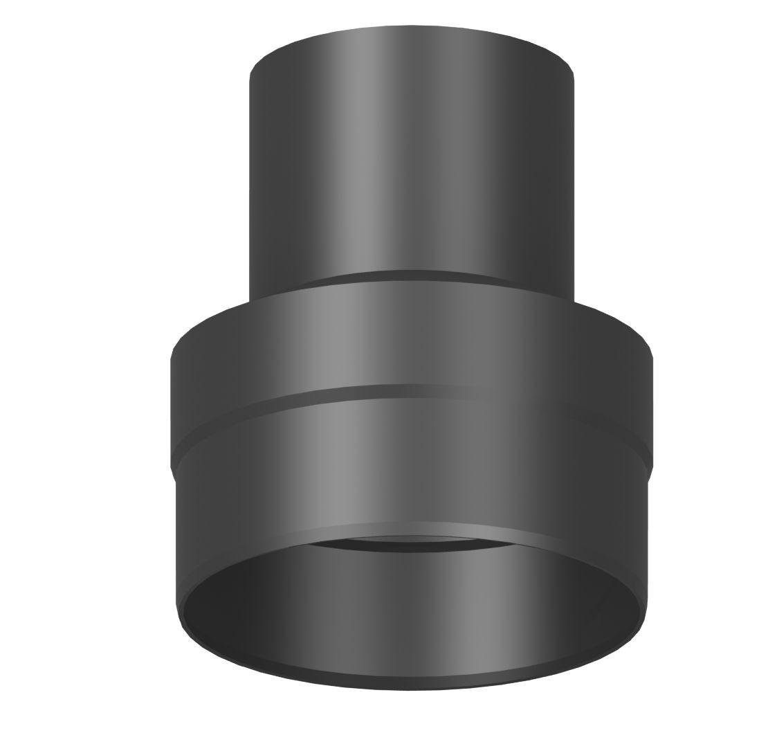 Riduzione 200 a 150 mm