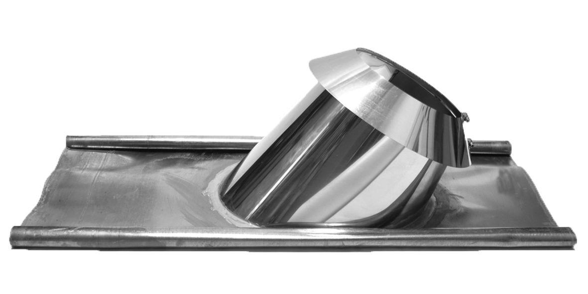 Faldale con collare di pendenza 36-45°