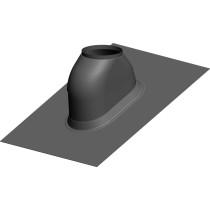 Faldale 22 - 50º con scossalina di pendenza nero