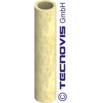 Guscio Isolante (20 mm lana minerale ) L = 1 mtr