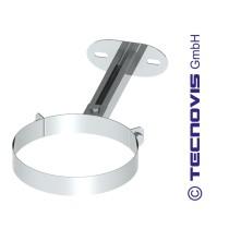 Collare fisso in Inox 15 - 25 cm
