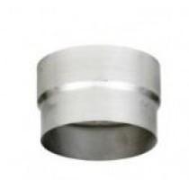 Collegamento rigido 2 mm (in basso) per tubo flessibile